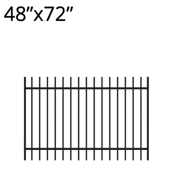 KIREG48R72 – Front View