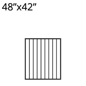 KIYUK48R42 - Front View