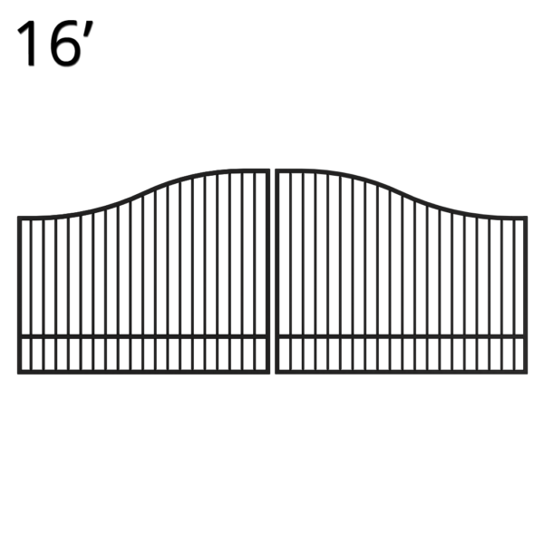KIYUK60E16D – Front View