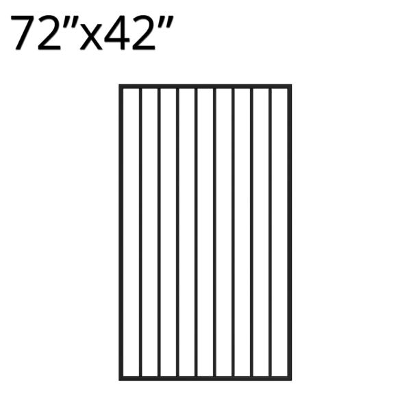 KIYUK72R42 – Front View
